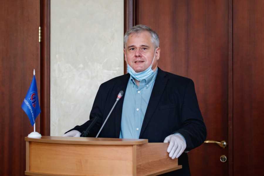 Ректор Московского городского педагогического университета Игорь Реморенко