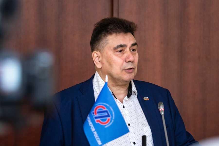 Председатель Союза пенсионеров России по Москве Игорь Корнеев