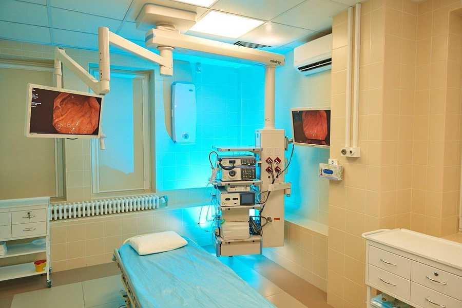 В КДЦ МЕДСИ на Белорусской открылось модернизированное отделение эндоскопии